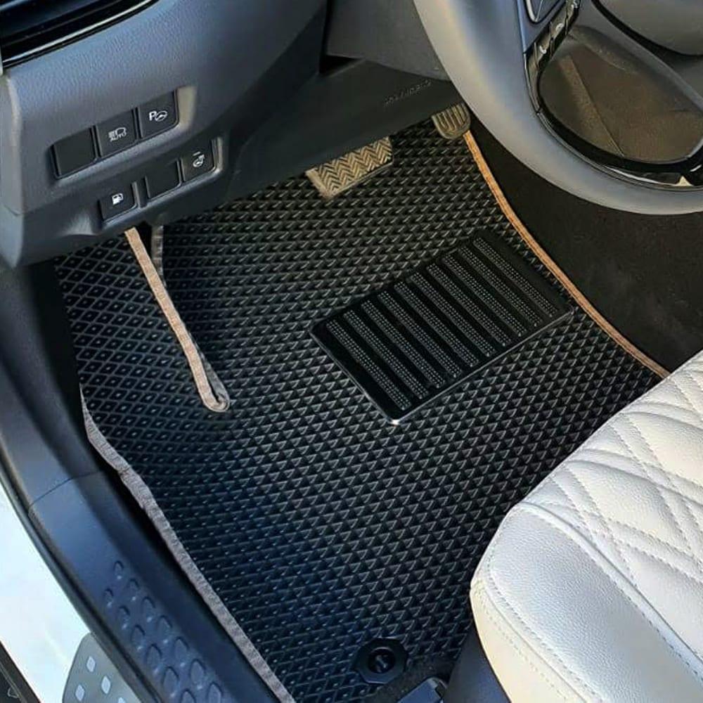 גלריית תמונות של שטיחים לרכב   שטיח נהג