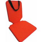 מגן למושב הרכב וריפוד צבע אדום