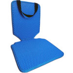 מגן למושב הרכב וריפוד צבע כחול