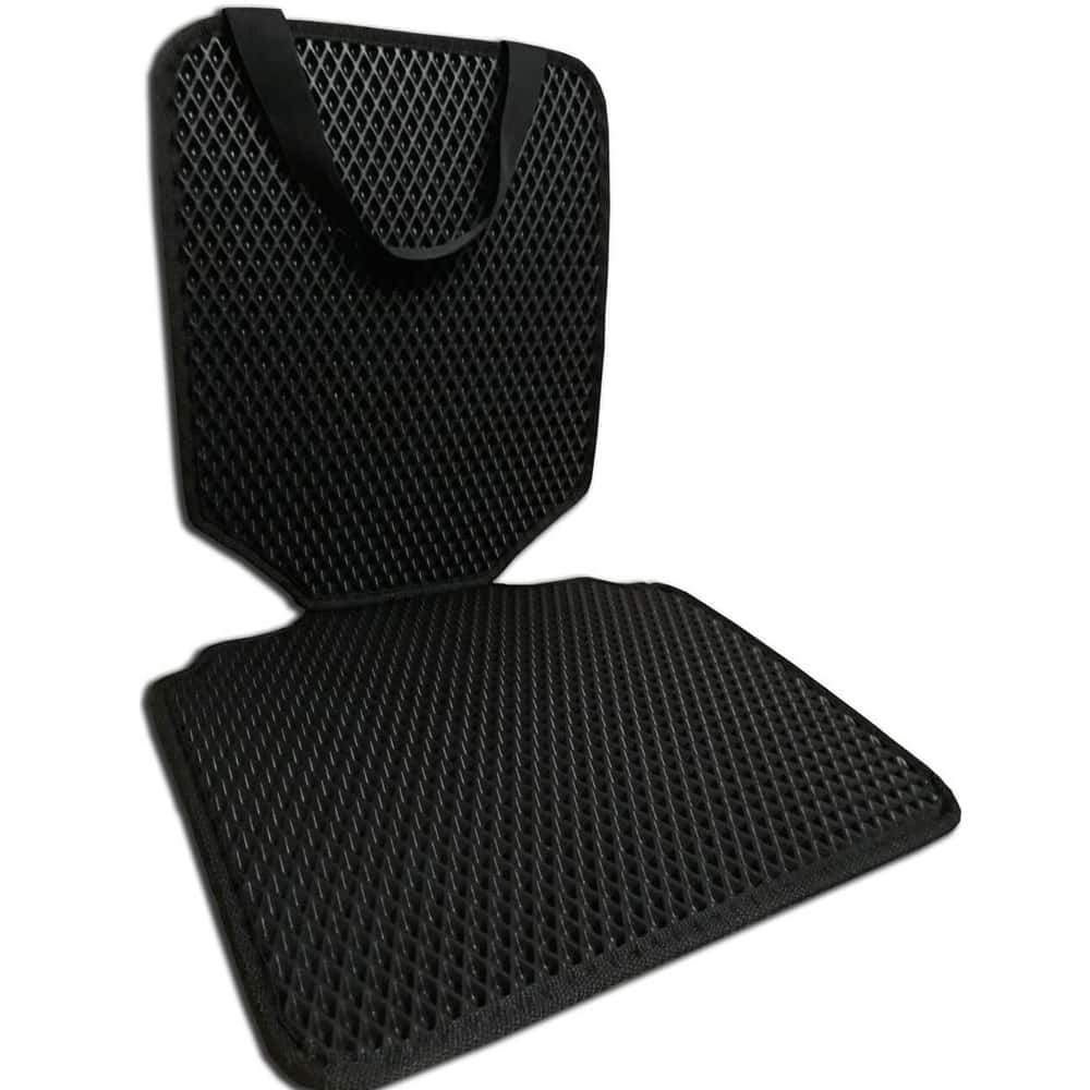 מגן למושב הרכב וריפוד צבע שחור