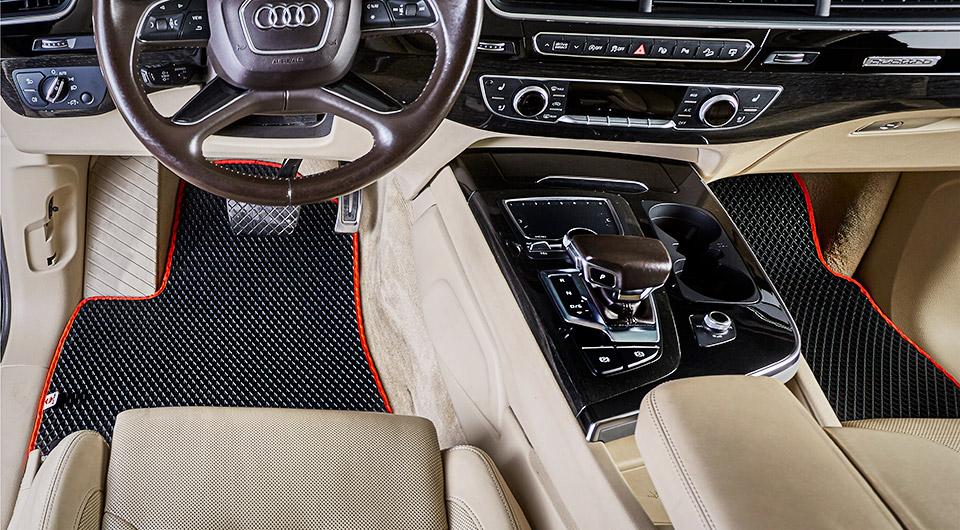 שטיחי רכב SASA ברכב