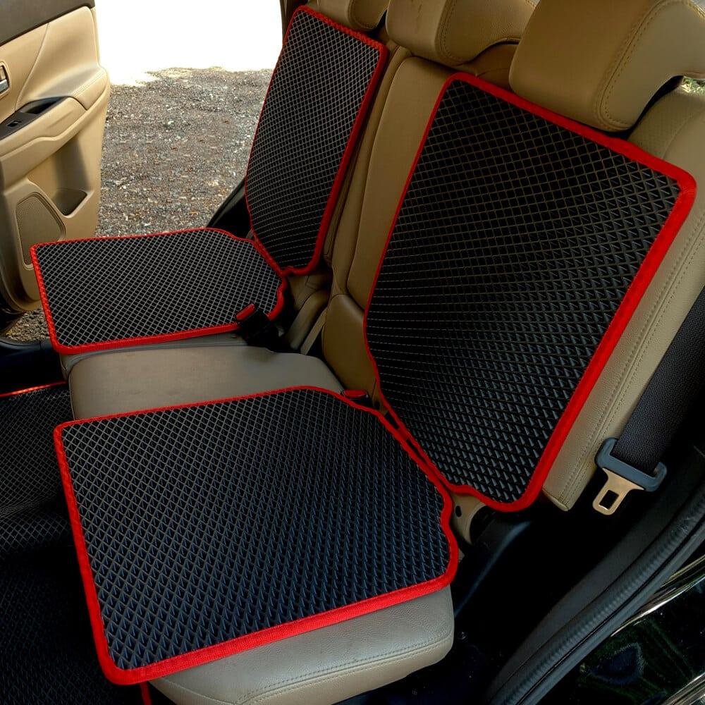 מגן מושב לרכב   הגנה לריפוד\עור המושב מפני מושב תינוק