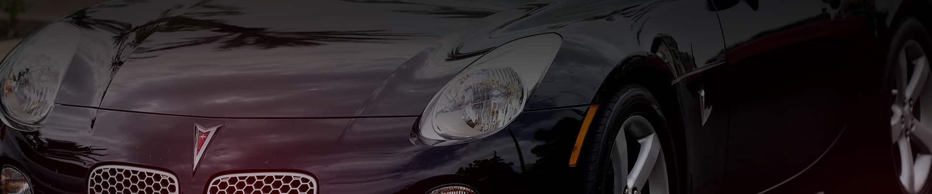 רכב פונטיאק