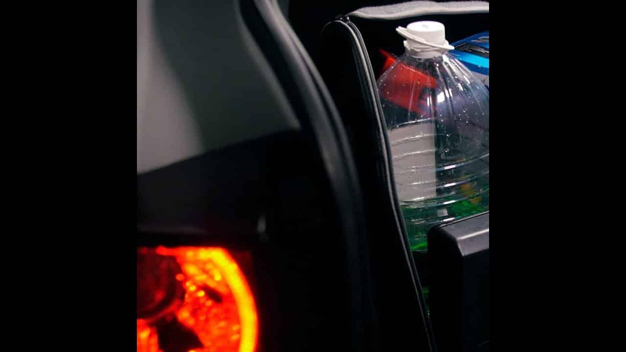 ארגונית לתא מטען הרכב | תיק פרמיום לתא מטען הרכב